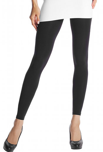 DIM Opaque Veloute Leggings  / XL-Legs.com